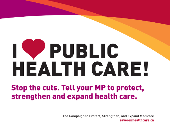 Save Our Public Health Care